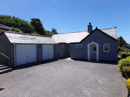 4 Bedrooms Bungalow for sale in St. Breward, Bodmin, Cornwall