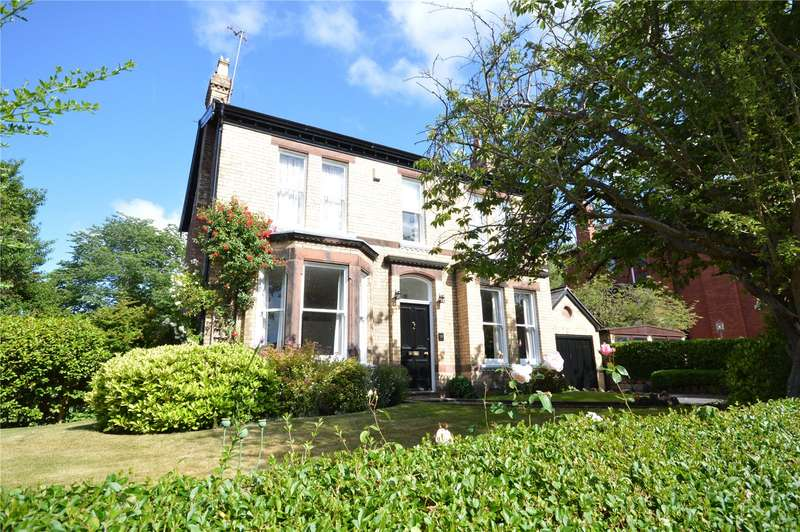 5 Bedrooms Detached House for sale in Eaton Road, Cressington, Liverpool, L19