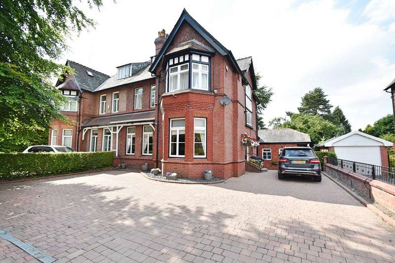 6 Bedrooms Semi Detached House for sale in Ringley Road, Whitefield, Manchester, M45