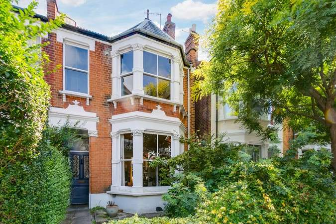 4 Bedrooms Semi Detached House for sale in Burnaby Gardens, Chiswick