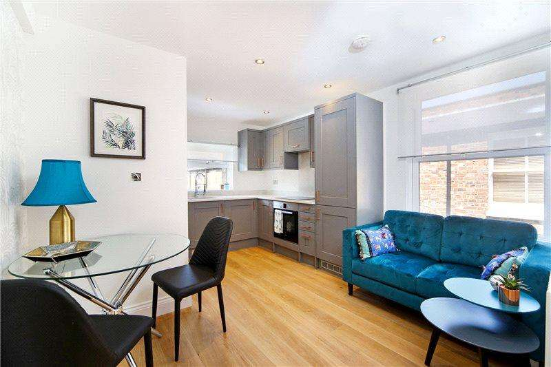 1 Bedroom House for sale in Adelaide Grove, Shepherds Bush, London, W12