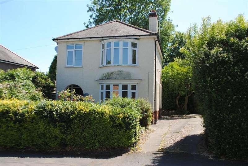 3 Bedrooms Detached House for sale in Oxford Street, Shepshed