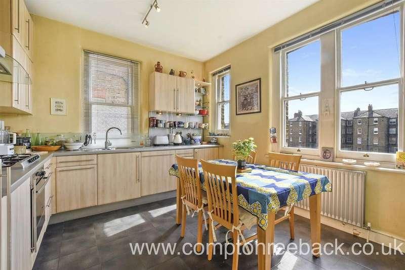 3 Bedrooms Apartment Flat for sale in Castellain Mansions, Castellain Road, W9