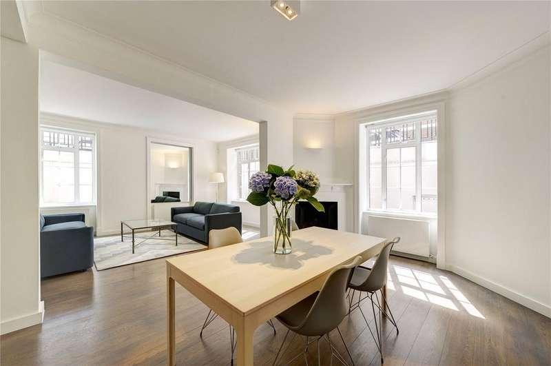 2 Bedrooms Flat for sale in Bryanston House, Dorset Street, London, W1U