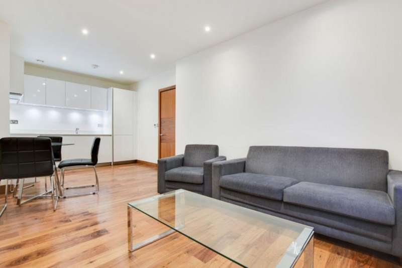 3 Bedrooms Flat for sale in Belverdere, Bedford Row, London, WC1R