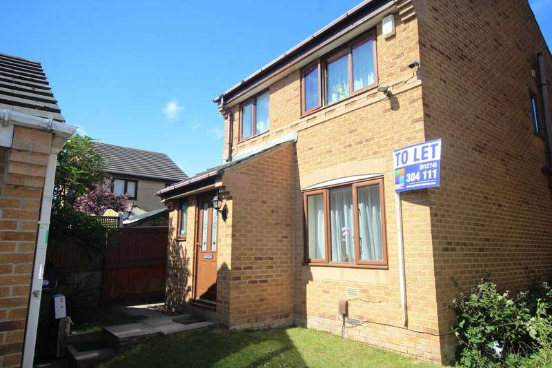 3 Bedrooms Detached House for sale in Hopefield Way, Bradford BD5
