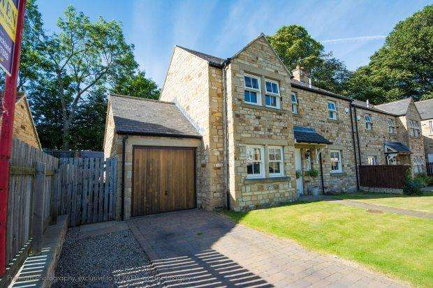 3 Bedrooms Semi Detached House for sale in THE PADDOCK, WITTON LE WEAR, BISHOP AUCKLAND
