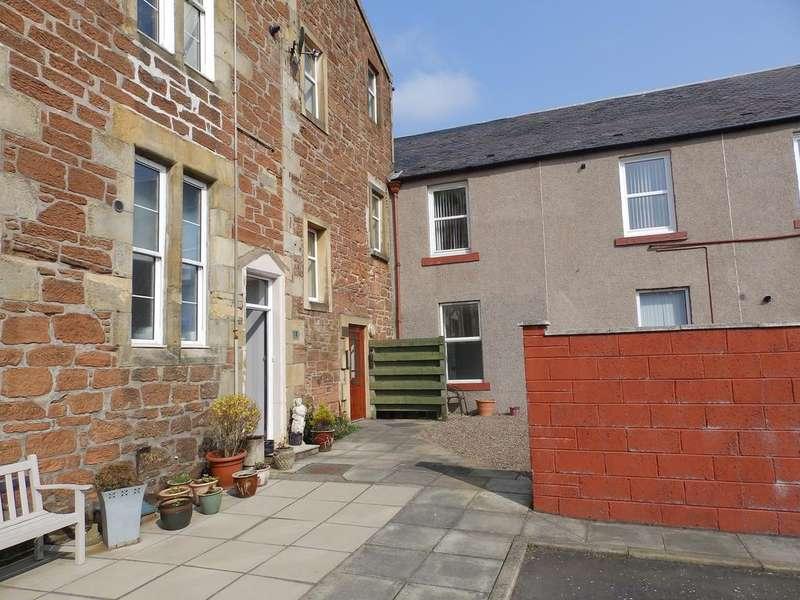 1 Bedroom Flat for sale in 3a Harbour Lane, Girvan KA26