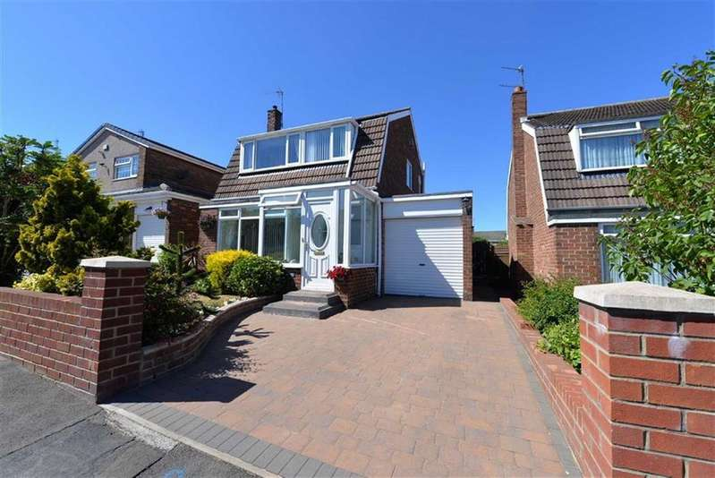 3 Bedrooms Detached House for sale in Ouston