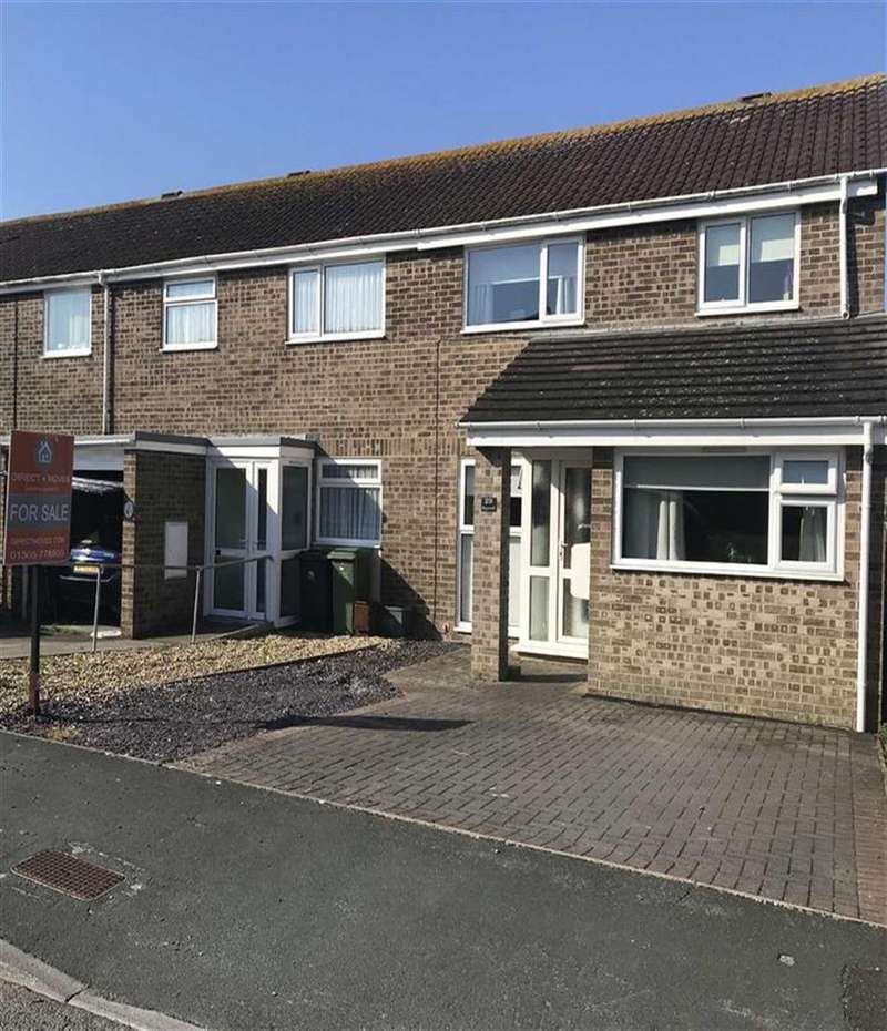 3 Bedrooms End Of Terrace House for sale in Ripcroft, Portland, Dorset