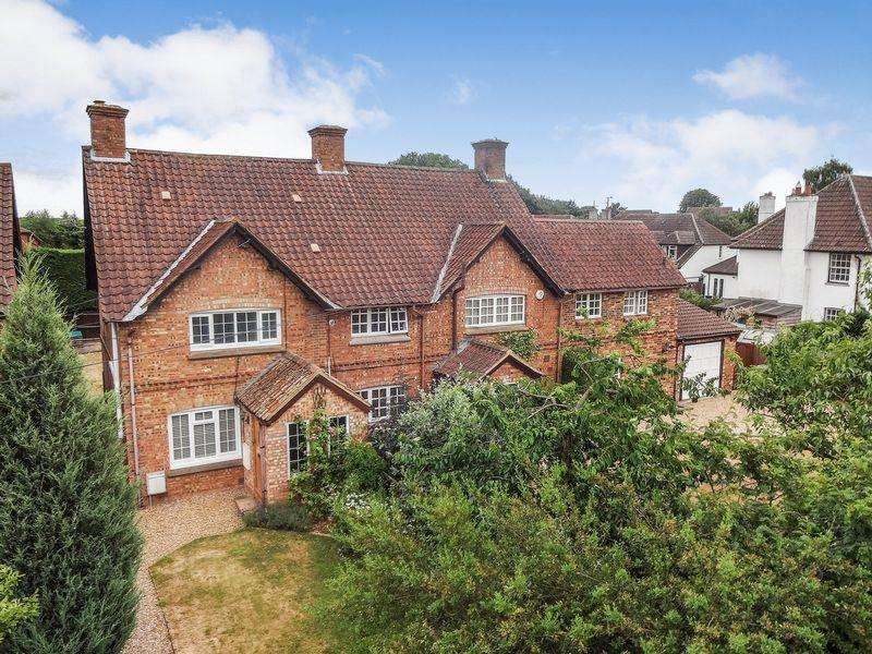 3 Bedrooms Semi Detached House for sale in High Street, Silsoe
