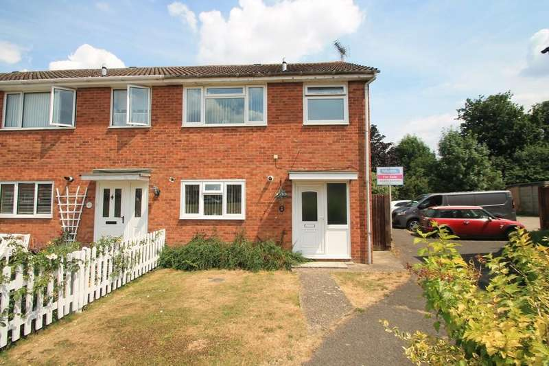3 Bedrooms End Of Terrace House for sale in Orwell Drive, Hawkslade