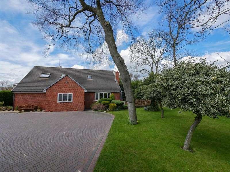 4 Bedrooms Detached House for sale in Linden Road, Ashbrooke, Sunderland