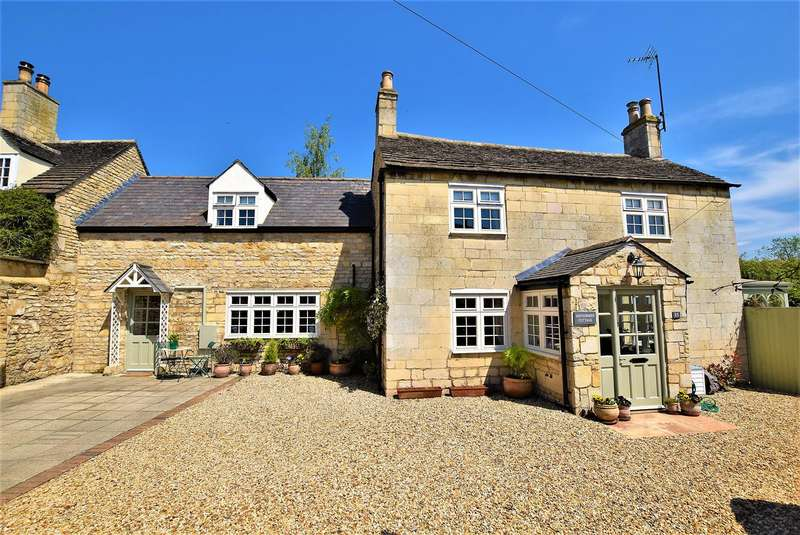 4 Bedrooms Detached House for sale in Bull Lane, Ketton, Stamford