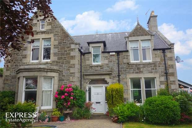 4 Bedrooms Detached House for sale in Bellevue Road, Banff, Aberdeenshire
