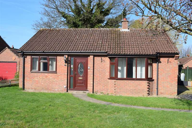 2 Bedrooms Bungalow for sale in Burghley Close, Nettleton