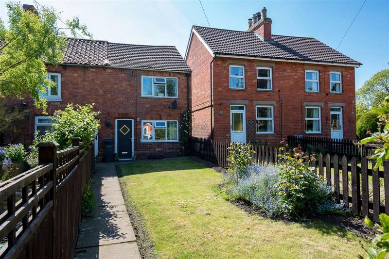 2 Bedrooms Property for sale in Main Road, Hundleby, Spilsby