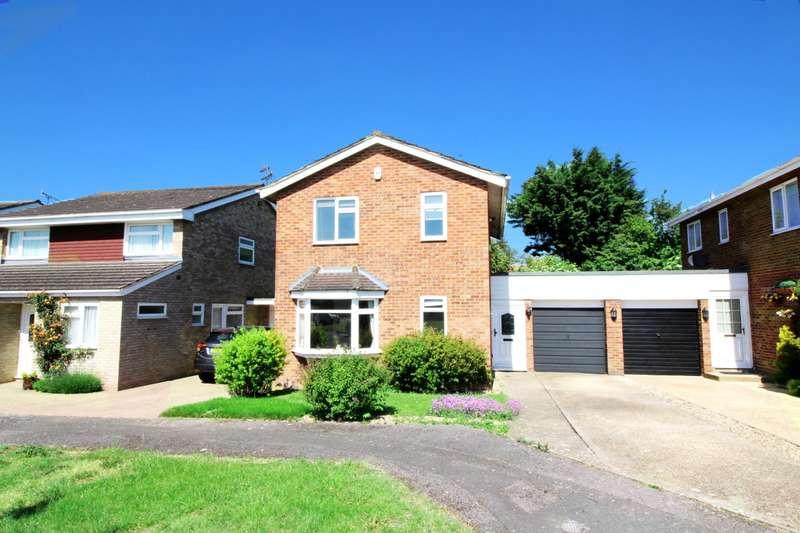 3 Bedrooms Link Detached House for sale in Linden End, Aylesbury, HP21