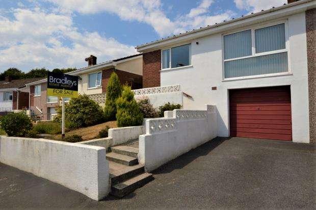 2 Bedrooms Semi Detached Bungalow for sale in Longacre, Plymouth, Devon