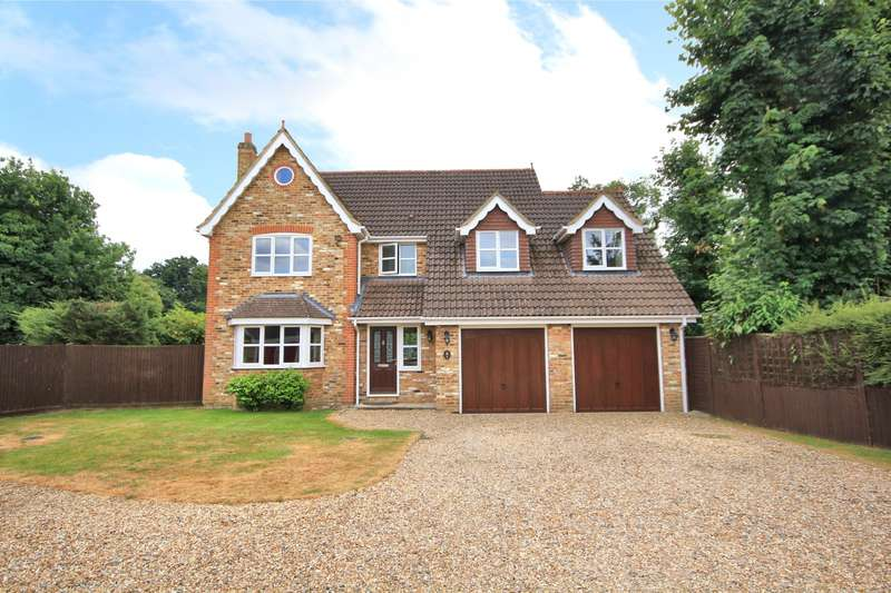 5 Bedrooms Detached House for sale in Lacewood Gardens, Reading, RG2