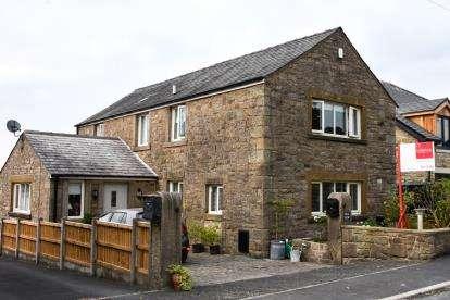 3 Bedrooms Barn Conversion Character Property for sale in Chapel Lane, Hoghton, Preston, Lancashire