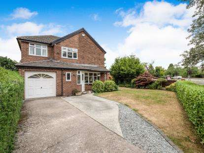 5 Bedrooms Detached House for sale in Broadway, Worsley, Manchester, Greater Manchester