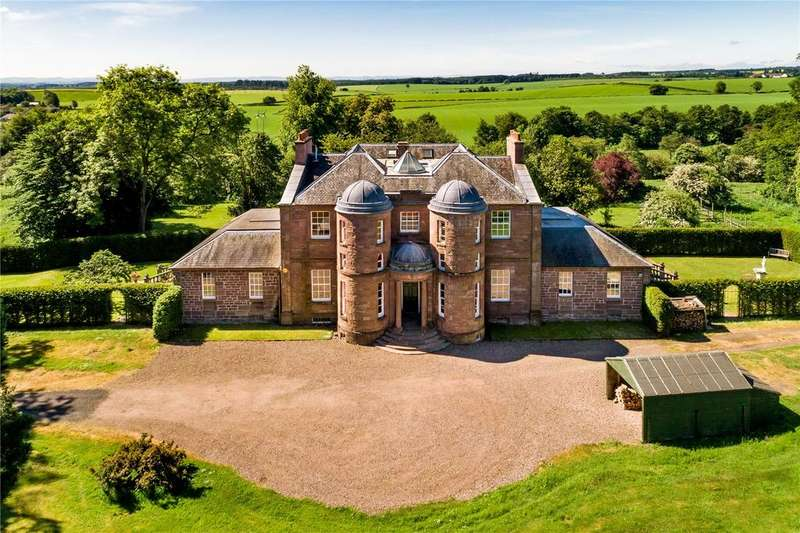 6 Bedrooms Detached House for sale in Airleywight House, Bankfoot, Perth, PH1