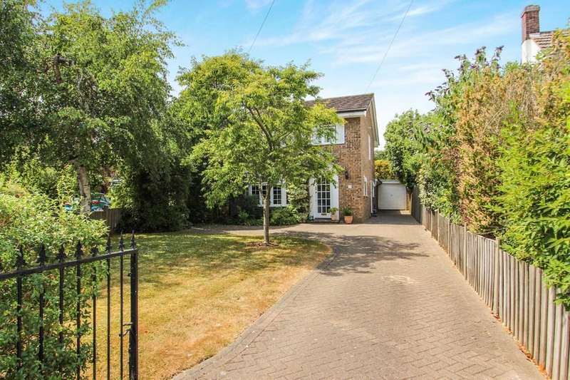 4 Bedrooms Detached House for sale in Trinity Road, Rayleigh