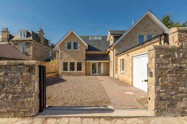 5 Bedrooms Detached House for sale in 12 St Thomas Road, Edinburgh, EH9