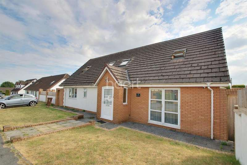 5 Bedrooms Detached House for sale in Cherry Trees, Blackwood, NP12