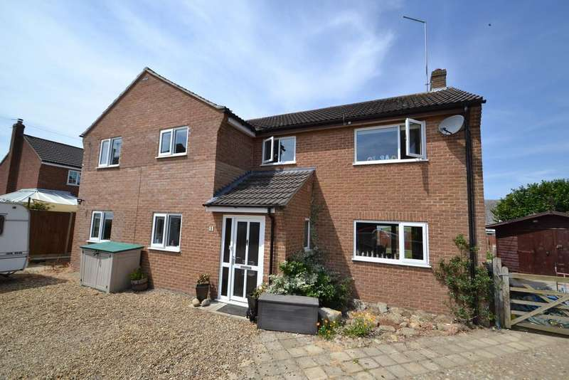 6 Bedrooms Detached House for sale in Mattishall, Dereham