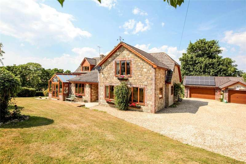 4 Bedrooms Detached House for sale in Farmers End, Corscombe, Dorchester, Dorset, DT2