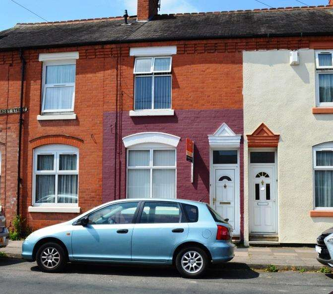 3 Bedrooms Terraced House for sale in Asfordby Street, Leicester LE5