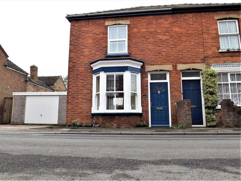 3 Bedrooms Semi Detached House for sale in Stukeley Road, Holbeach