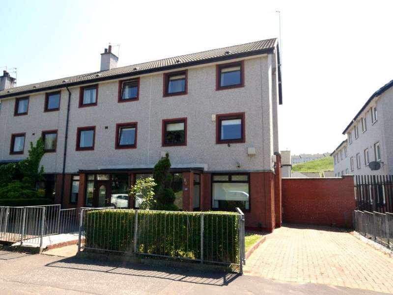4 Bedrooms End Of Terrace House for sale in 160 Croftfoot Road Castlemilk Glasgow G45 9HH
