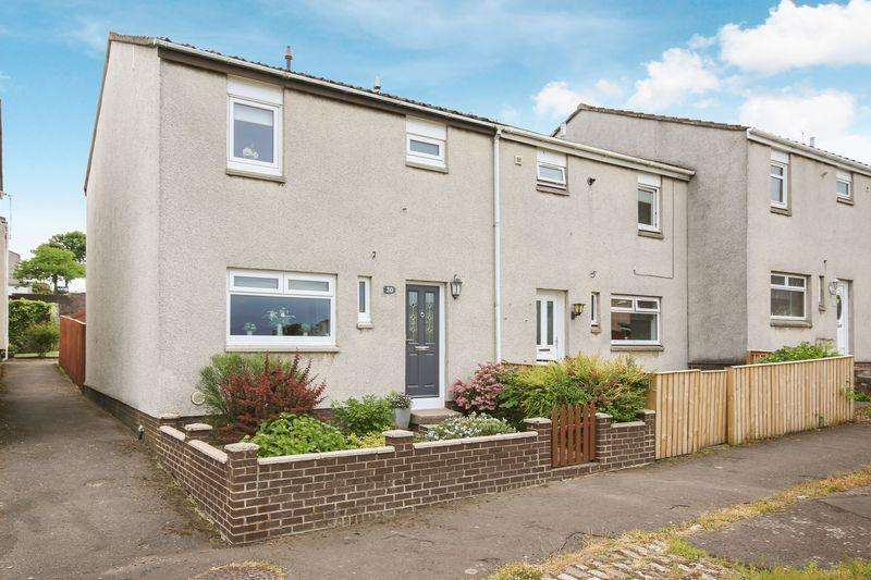 3 Bedrooms End Of Terrace House for sale in 30 Pennelton Place, Bo'ness