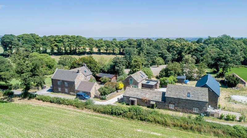 7 Bedrooms Detached House for sale in Green Lane, Cutthorpe