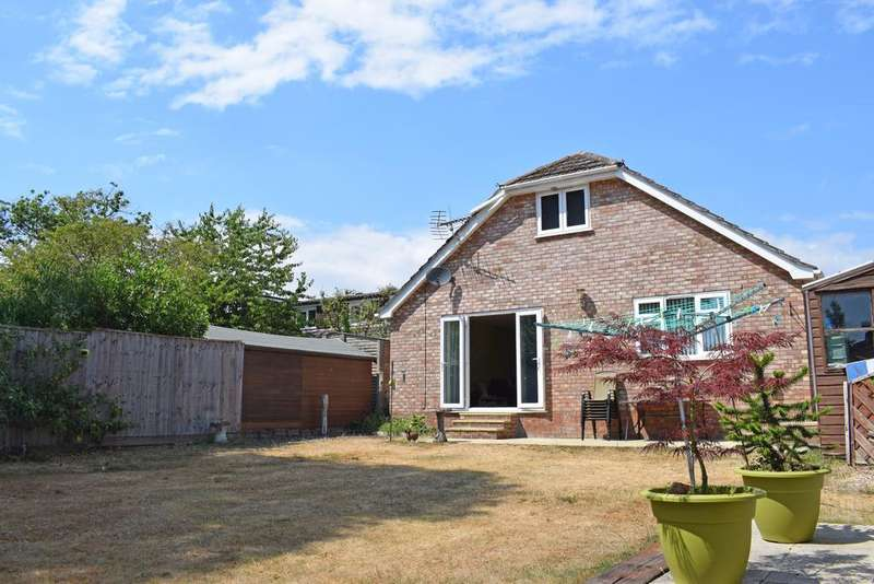 4 Bedrooms Detached Bungalow for sale in Carey Road, Carey, Wareham BH20