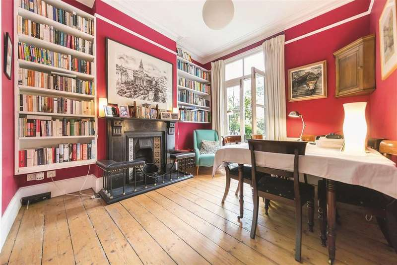5 Bedrooms Terraced House for sale in Hebron Road, W6