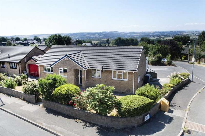 3 Bedrooms Semi Detached Bungalow for sale in Cawley Lane, Heckmondwike, West Yorkshire, WF16