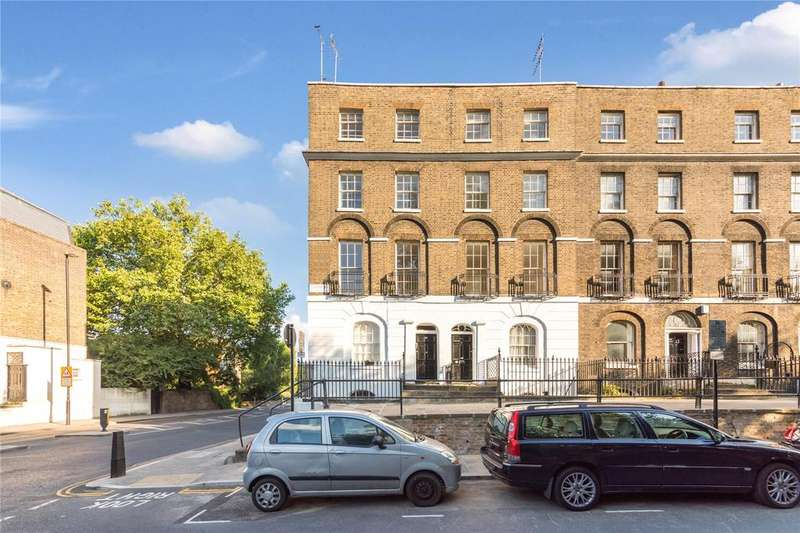 2 Bedrooms Flat for sale in Canonbury Square, Canonbury, Islington, London