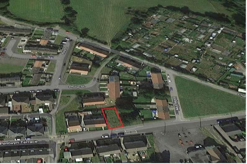 Land Commercial for sale in Pentwyn Terrace, Pentwyn Crumlin, Newport, NP11
