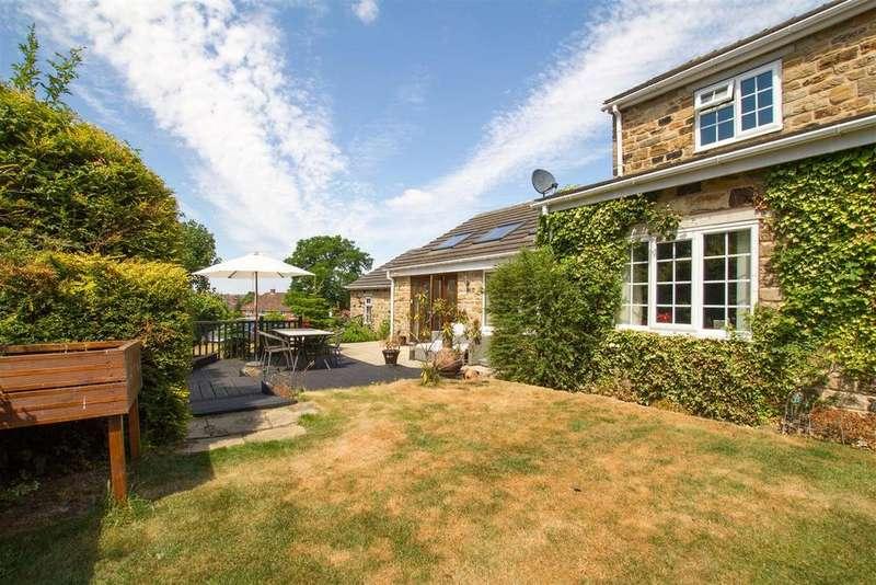 4 Bedrooms Semi Detached House for sale in Westfield Road, Brampton, Barnsley