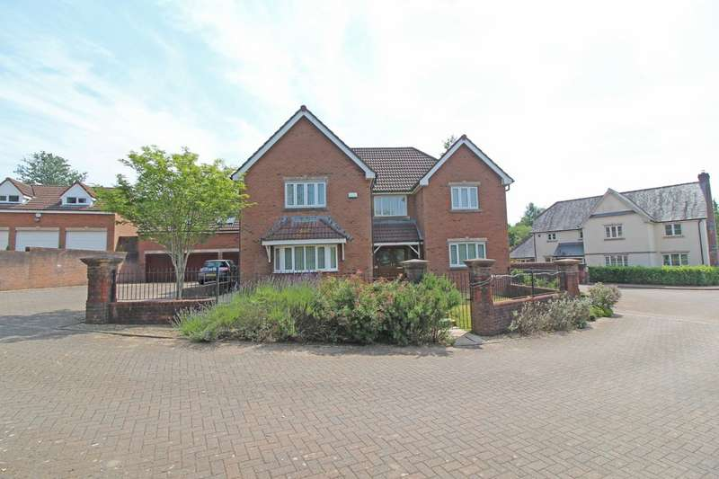 5 Bedrooms Property for sale in Clos St. Catwg, Parc Rhydlafar, St. Fagans, Cardiff