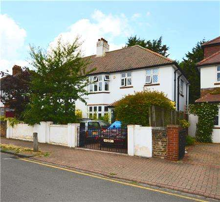 4 Bedrooms Semi Detached House for sale in Girdwood Road, LONDON, SW18 5QS