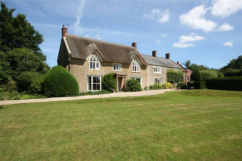 6 Bedrooms Detached House for sale in Townsend, Ilminster, Somerset, TA19