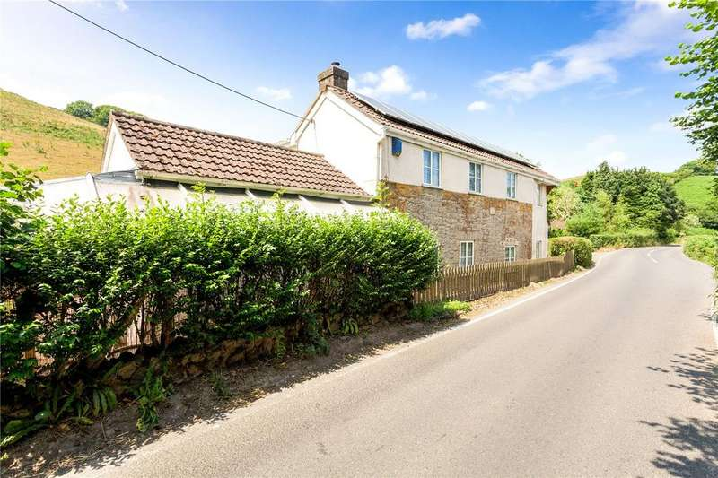 5 Bedrooms Detached House for sale in Nr Stoke Abbott, Beaminster, DT8