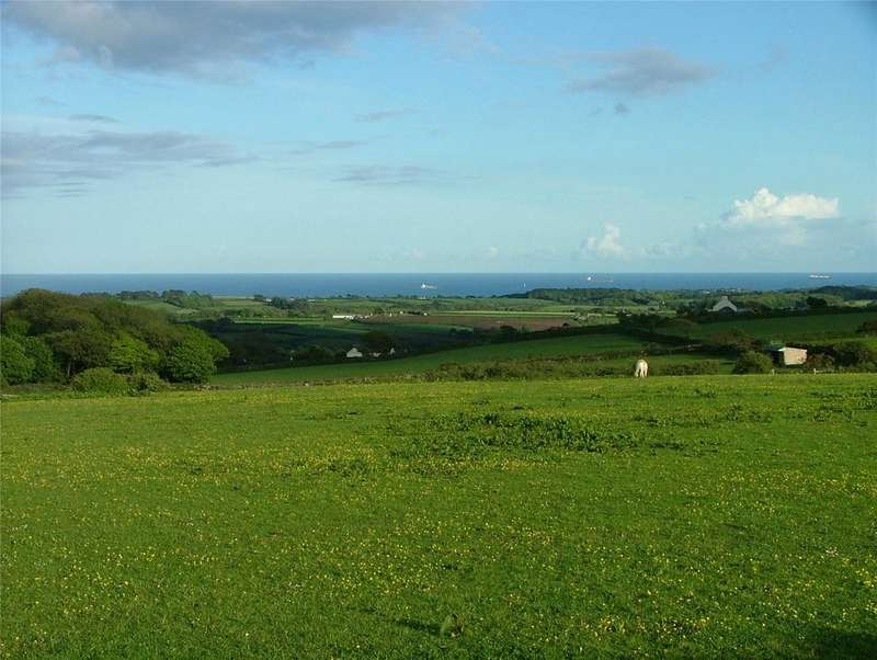 4 Bedrooms Detached Bungalow for sale in Corpascus, Mabe Burnthouse, Penryn, Cornwall, TR10