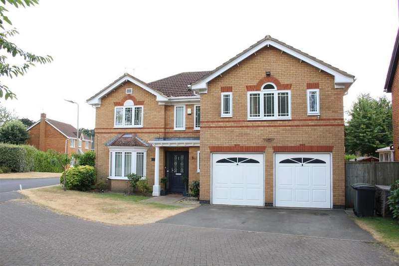 5 Bedrooms House for sale in Willow Gardens, Tilehurst, Reading