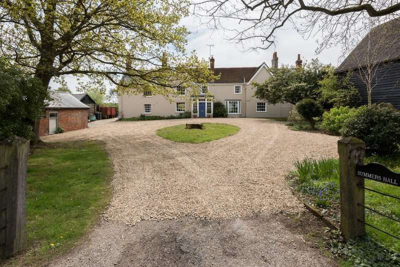 6 Bedrooms Detached House for sale in Blackmore End, Essex
